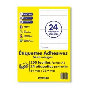 planche de 24 étiquettes l7159 montimbre en ligne fba amazon autocollantes adresses